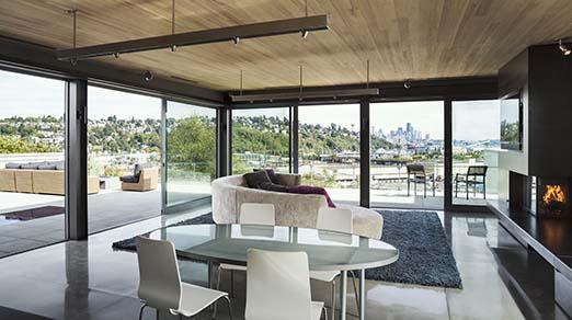 West Newton Residential - Magnolia, Seattle, Washington