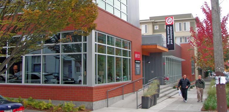 Seattle University A&A Building - Capitol Hill, Seattle, Washington