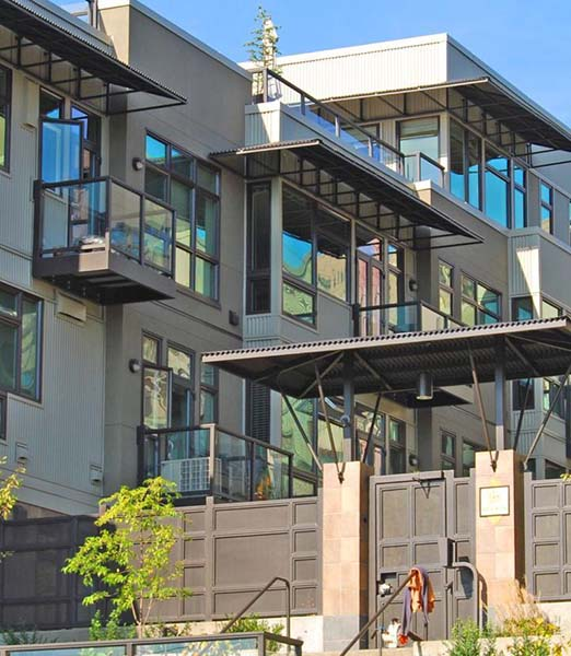 Regata Condominiums - Gas Works, Seattle, Washington