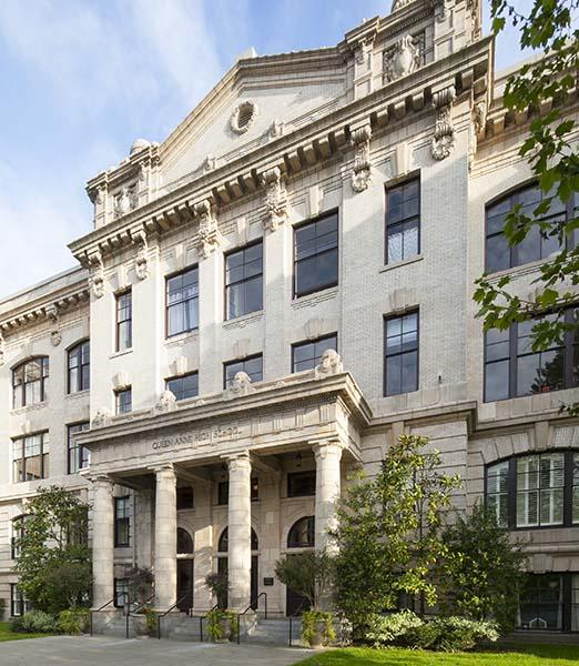 Queen Anne High School Condominiums - Queen Anne, Seattle, Washington