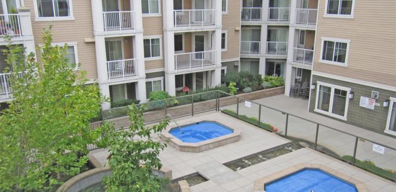 Ballard Place Condominiums - Ballard, Seattle, Washington