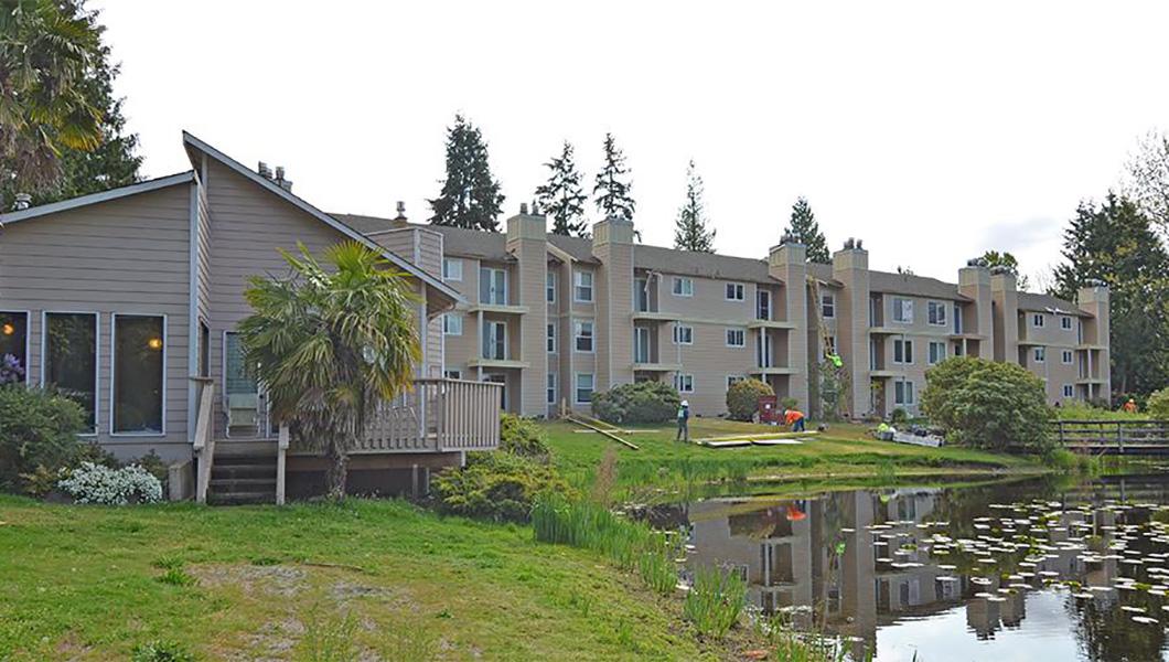 Village by the Lake - Everett, WA