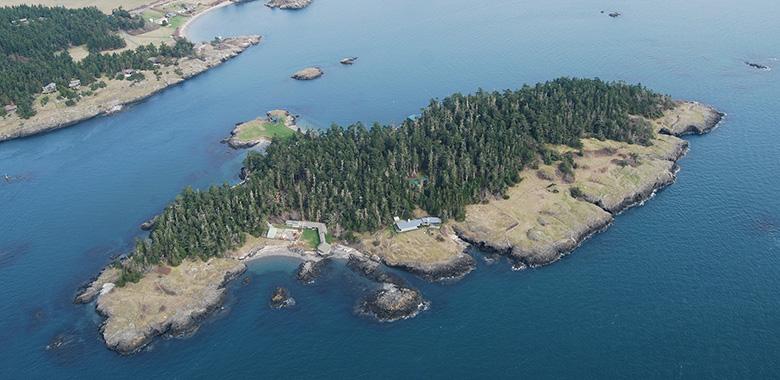 Woods Island - San Juan Islands