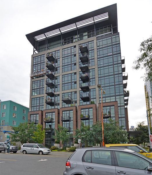 Mosler Lofts - Belltown, Seattle, Washington