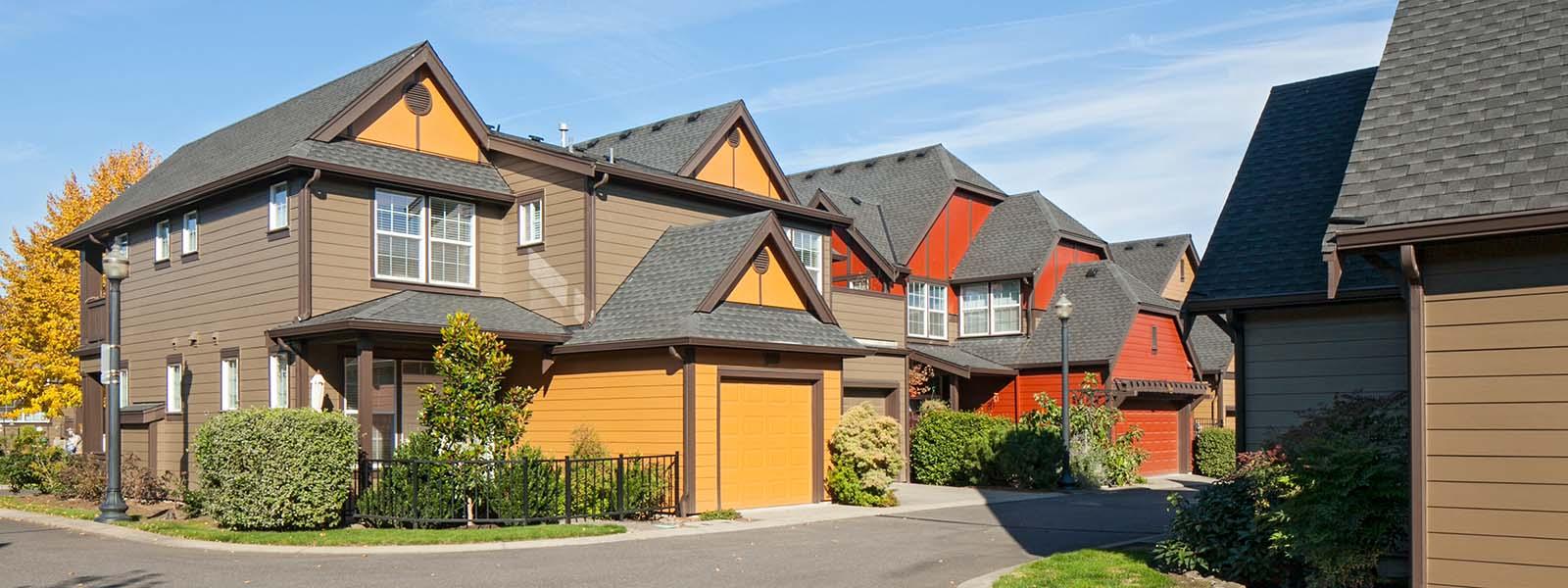 Stonewater Condominiums - Hillsboro. Oregon