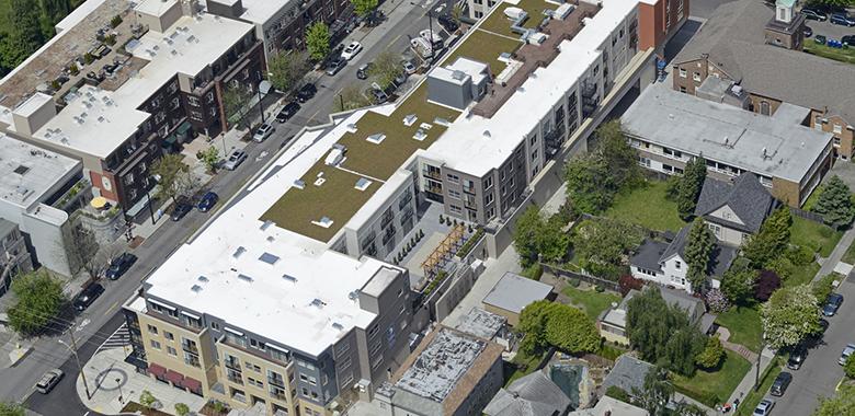 Queen Anne Towne Apartments - Queen Anne, Seattle, Washington