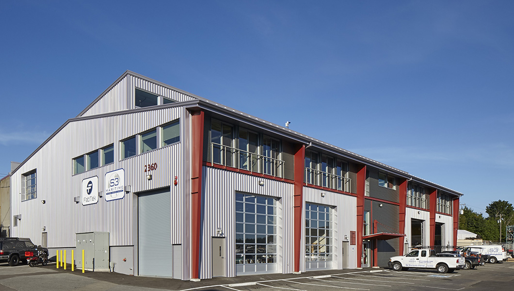 Salmon Bay Marine Center, Multiple Phases - Ballard, Seattle, Washington