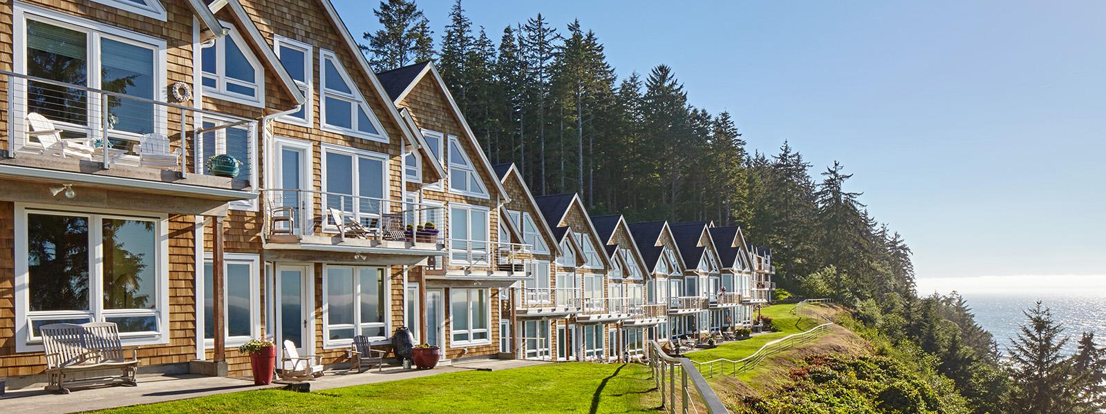 Whaler's Point Condominiums - Seaside, Oregon