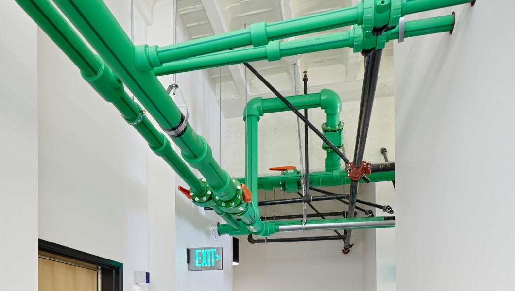 Plumbing Re-pipe -