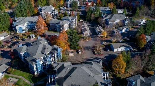 Cambria Hills Condominiums - Bothell, WA