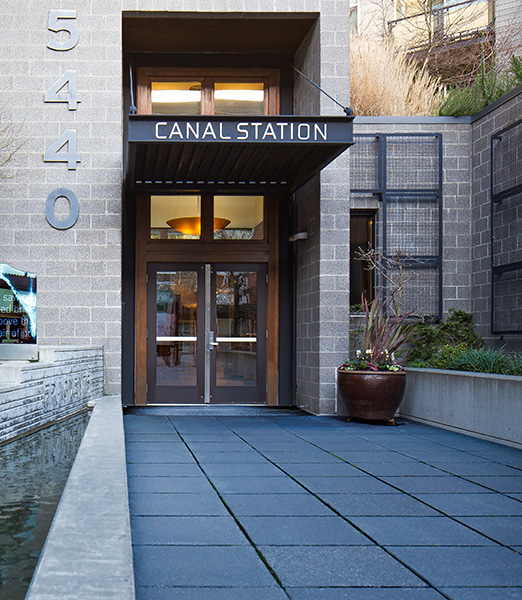 Canal Station North - Seattke, WA
