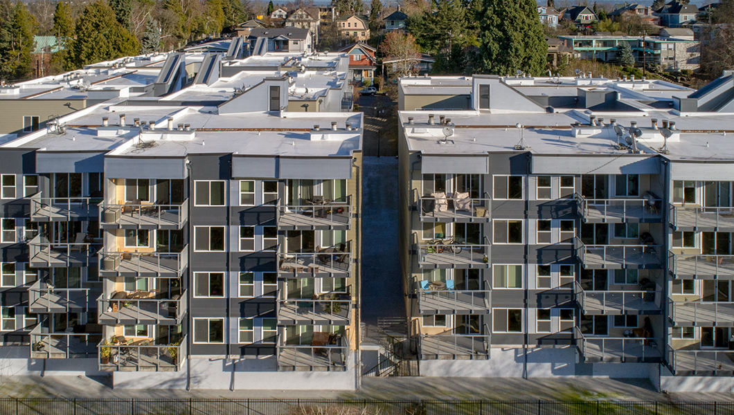 Harwood Condominiums - Seattle, WA