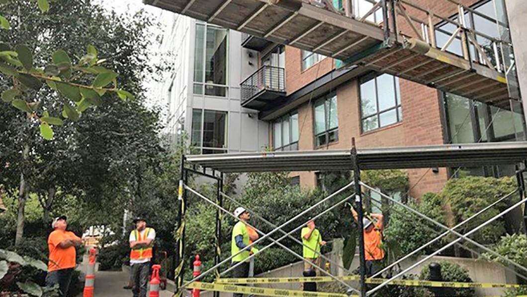 The Pinnacle Condominiums - Portland, OR