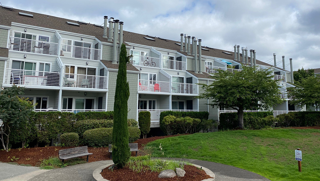 Columbia Point West Condominiums - Portland, OR
