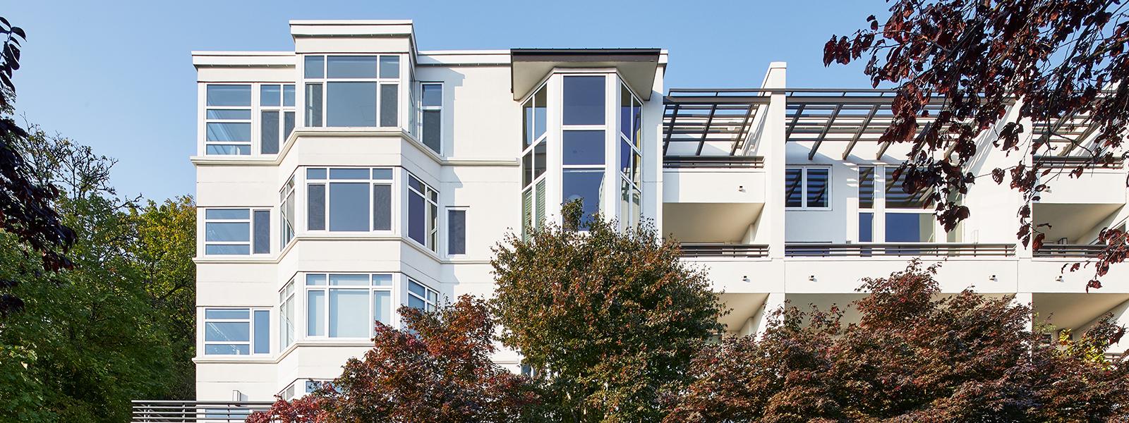Westover Terrace Condominiums - Portland, OR