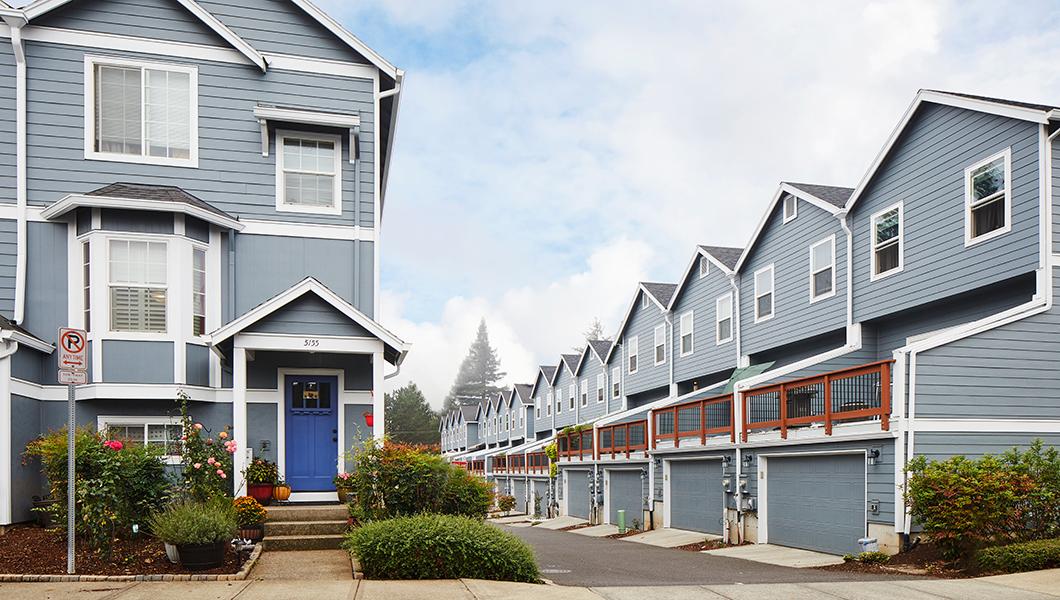 Mahonia Townhomes - Beaverton, OR
