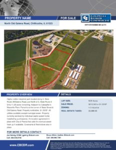 Brochure-min - Commercial Real Estate Peoria, IL | Coldwell