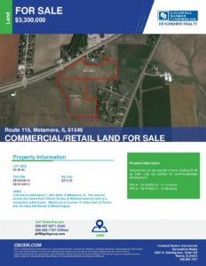 Brochure - Commercial Real Estate Peoria, IL | Coldwell