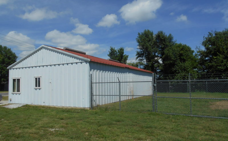 Industrial Building Site For Lease Cbcdr Springfield Il