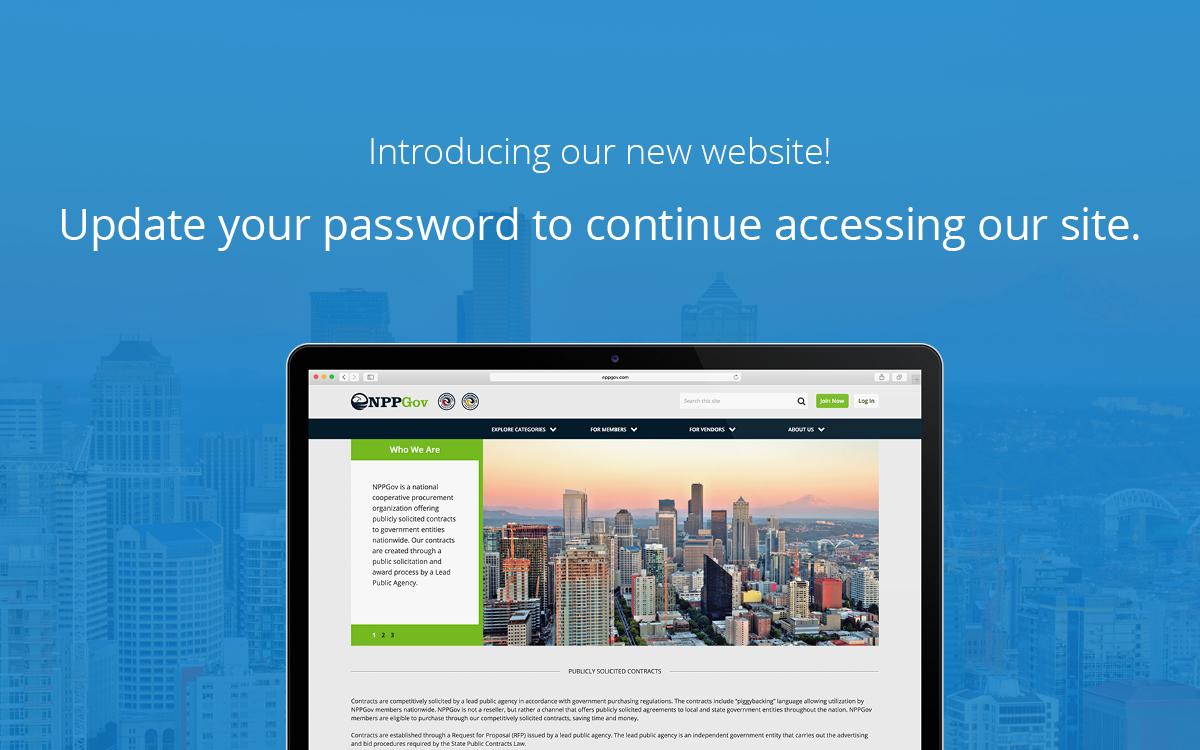 New NPPGov Website