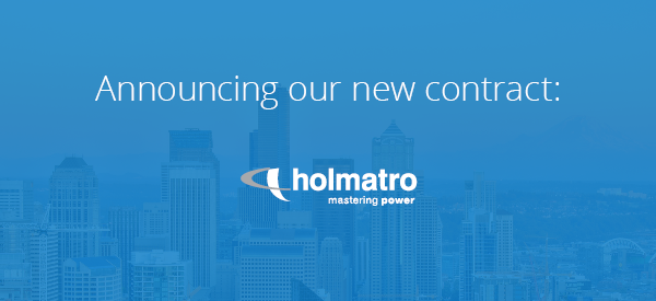 Announcing Holmatro: Our Newest Contract