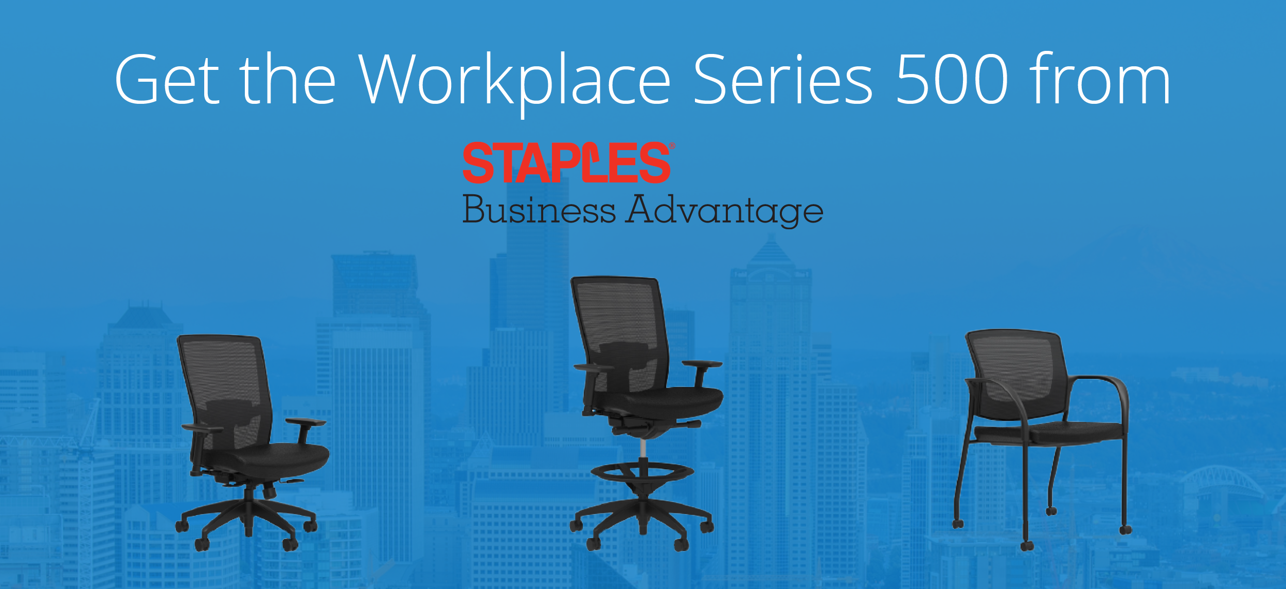 Introducing Staples Workplace Series – Quality Seating Made in the USA