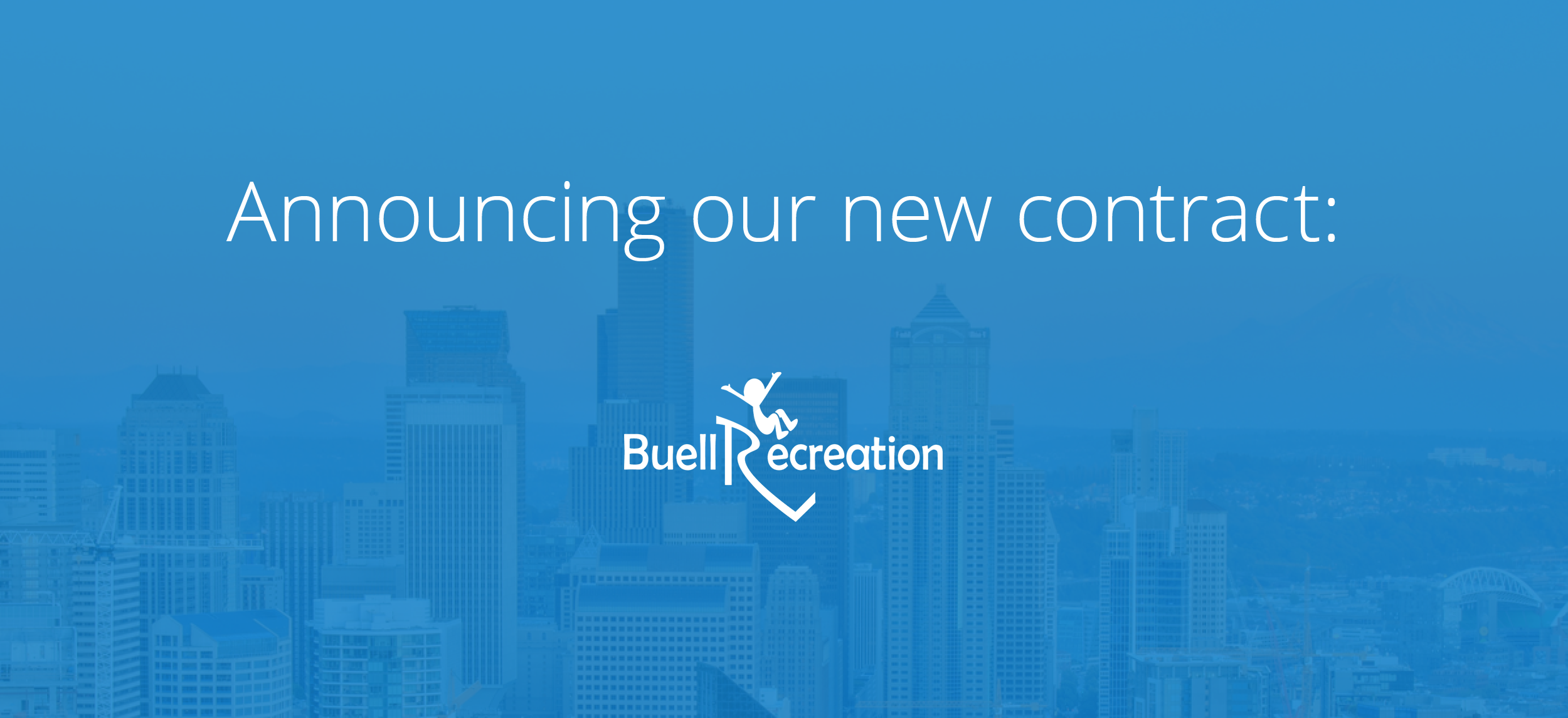 Announcing Buell Recreation, LLC: Our Newest Contract
