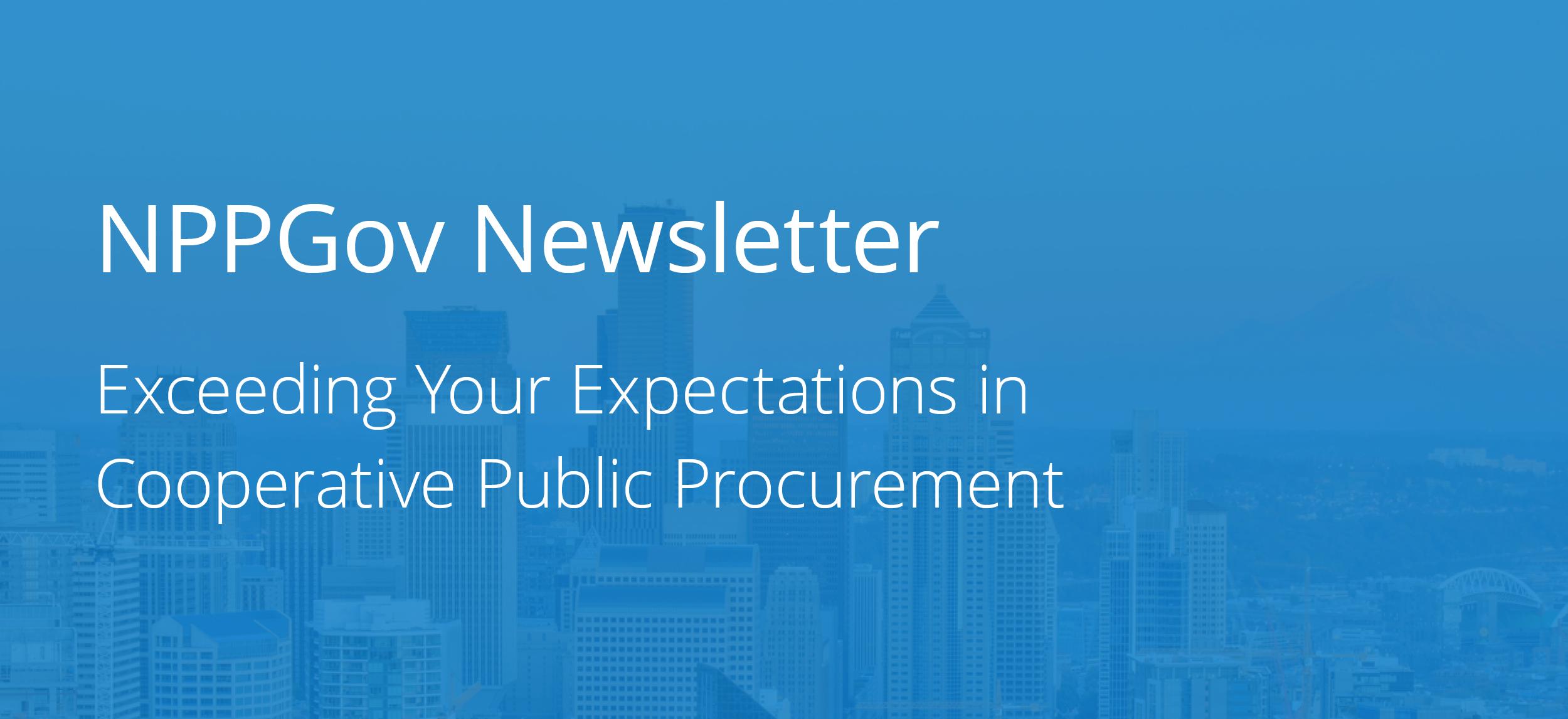 Your NPPGov Q1 Newsletter