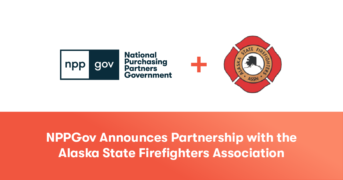 Alaska State Firefighters Association Partners With Public Safety GPO