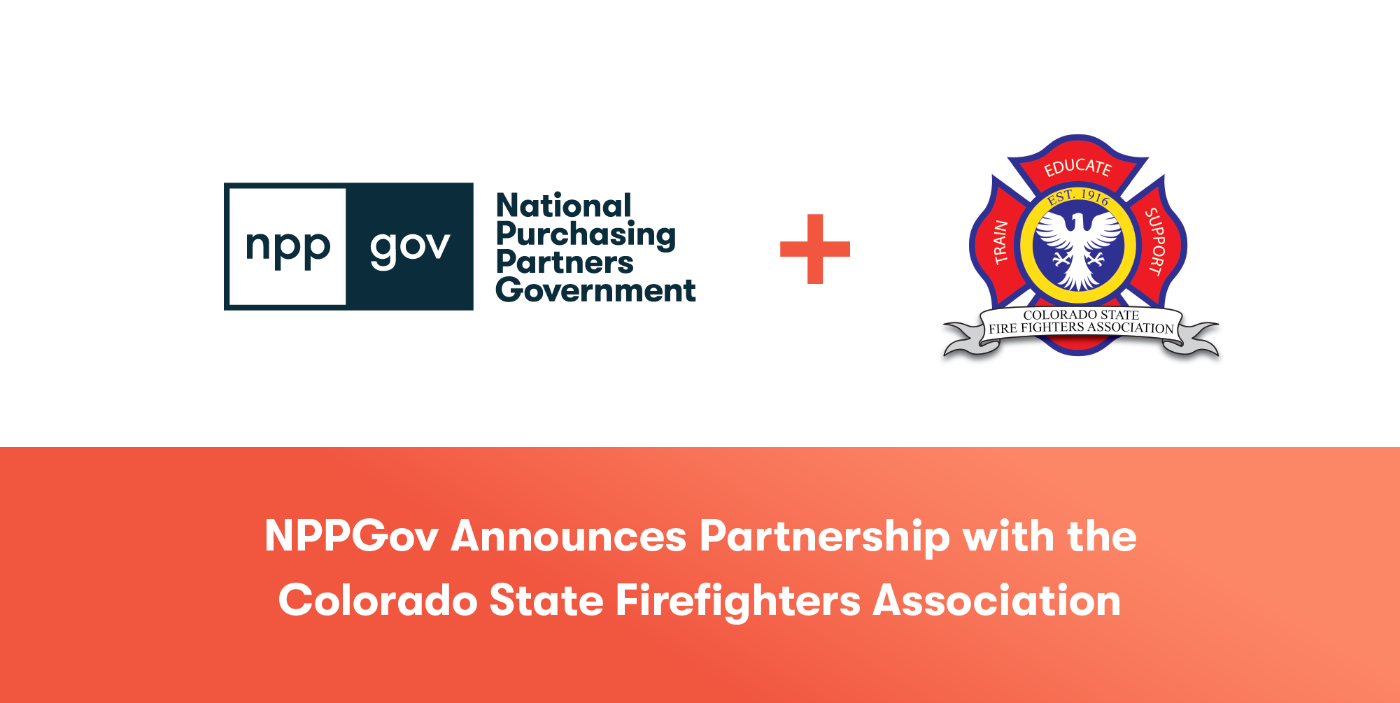 Colorado State Firefighters Association Partners With Public Safety GPO to Provide Cooperative Agreements to Their Members