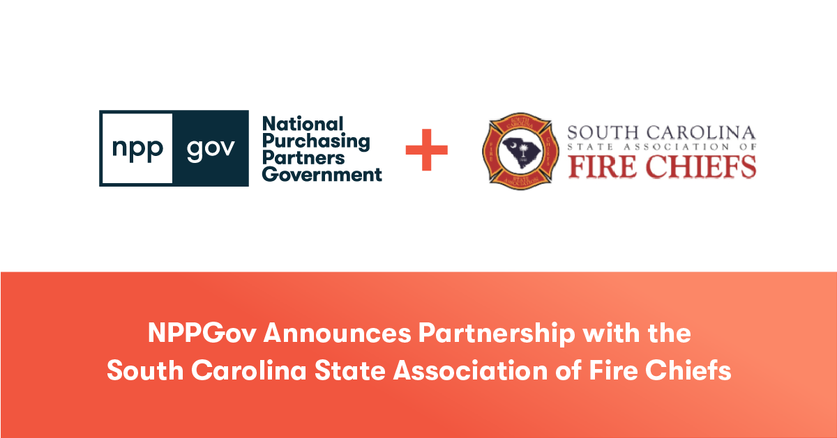 South Carolina State Association of Fire Chiefs Partners With Public Safety GPO