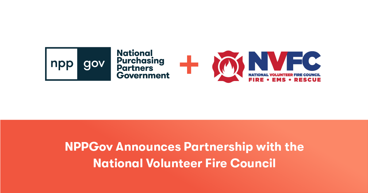 National Volunteer Fire Council and Public Safety GPO Partner to Provide Cooperative Agreements to NVFC Members