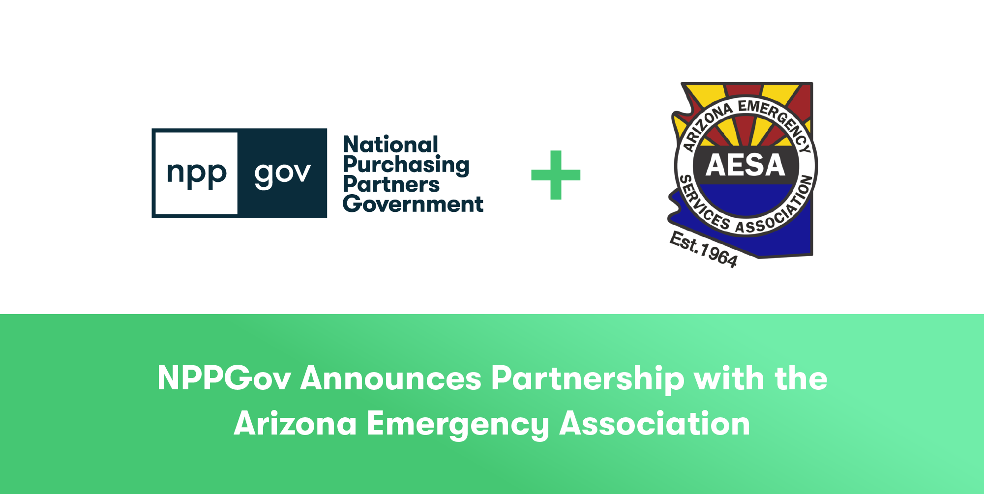 NPPGov Public Safety GPO Partners with the Arizona Emergency Services Association