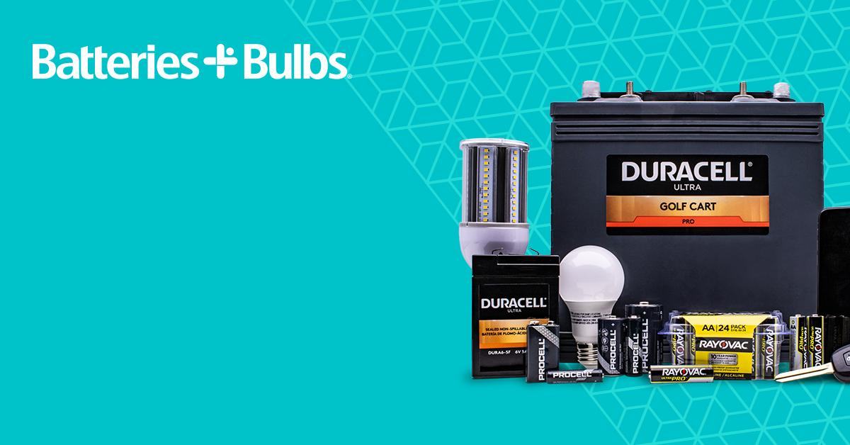 Save at Batteries Plus Bulbs