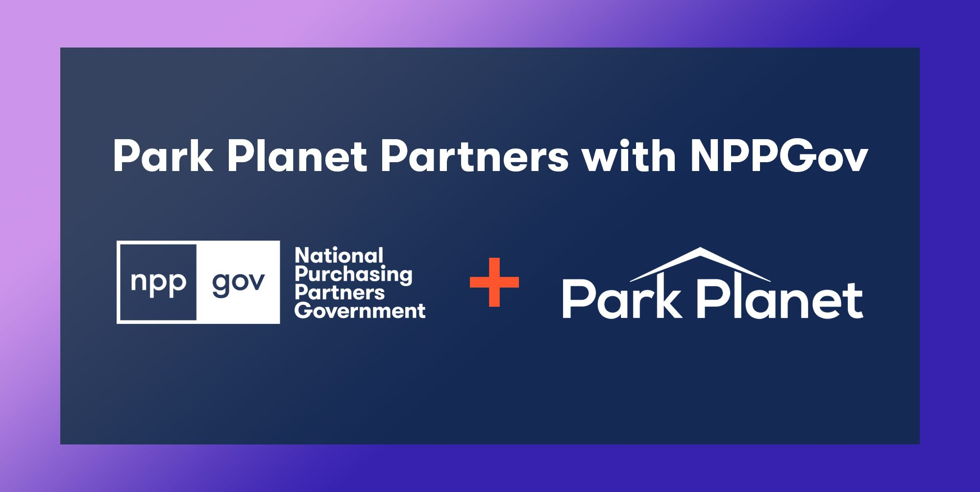 Park Planet Partners with NPPGov