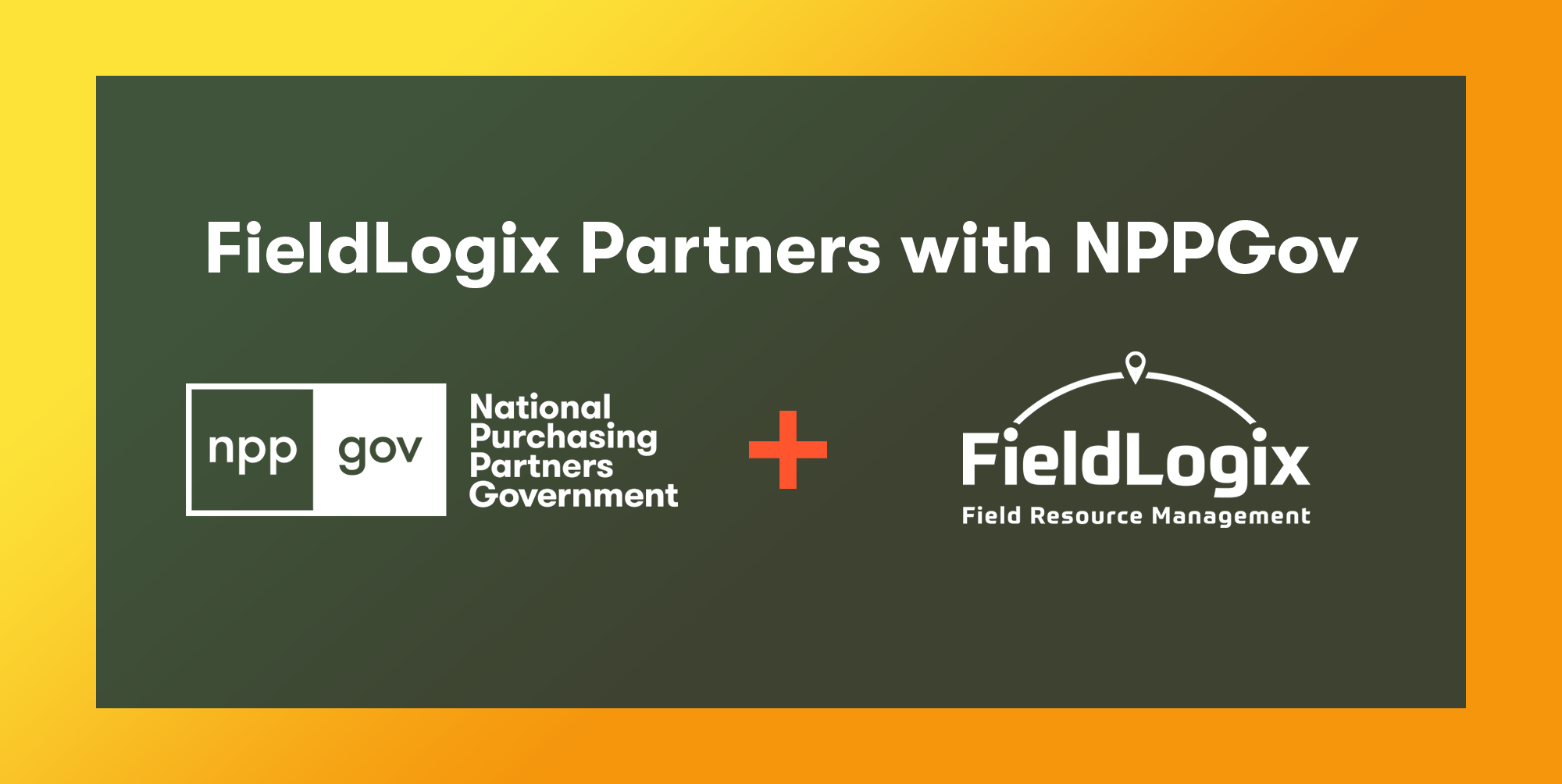 FieldLogix Partners with NPPGov