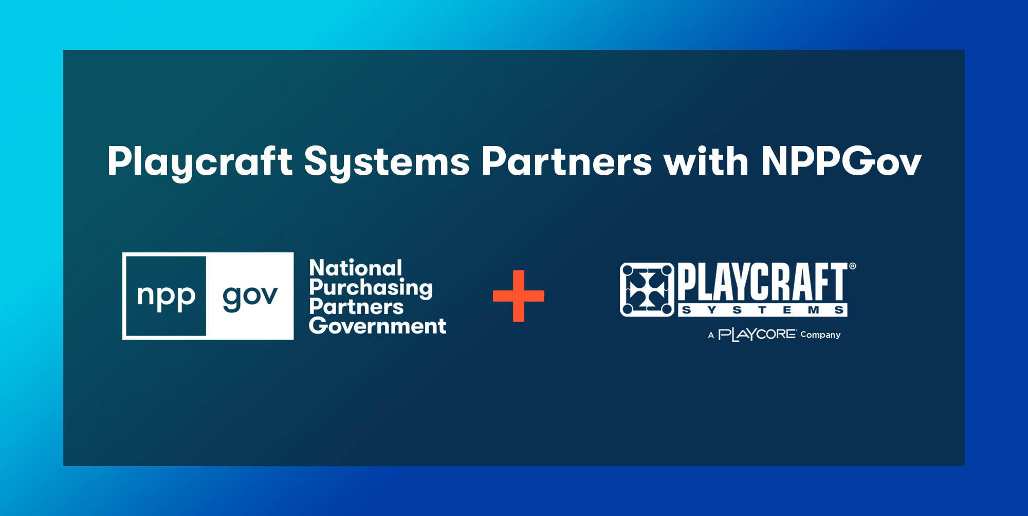 Playcraft Partners with NPPGov