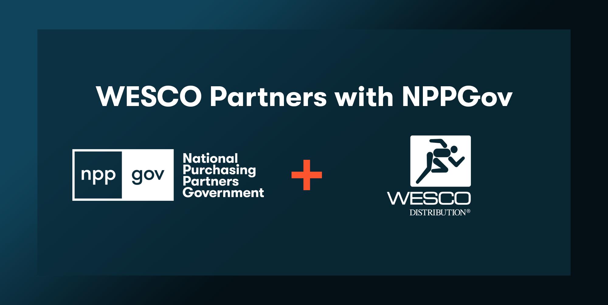 WESCO Partners with NPPGov