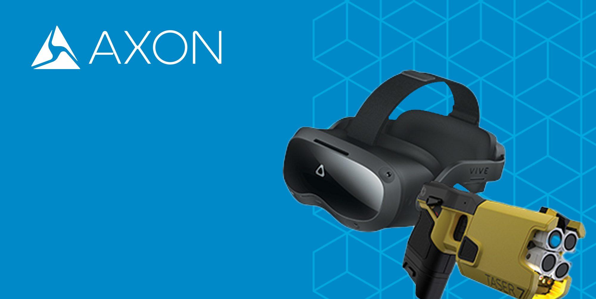 Axon Virtual Reality Training