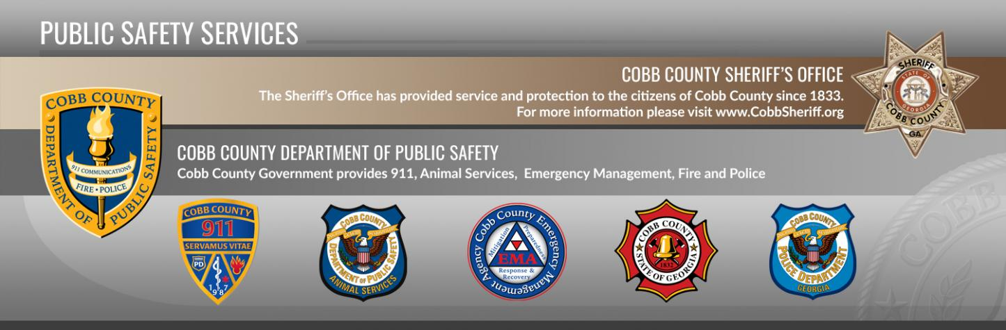Cobb County Public Safety Services