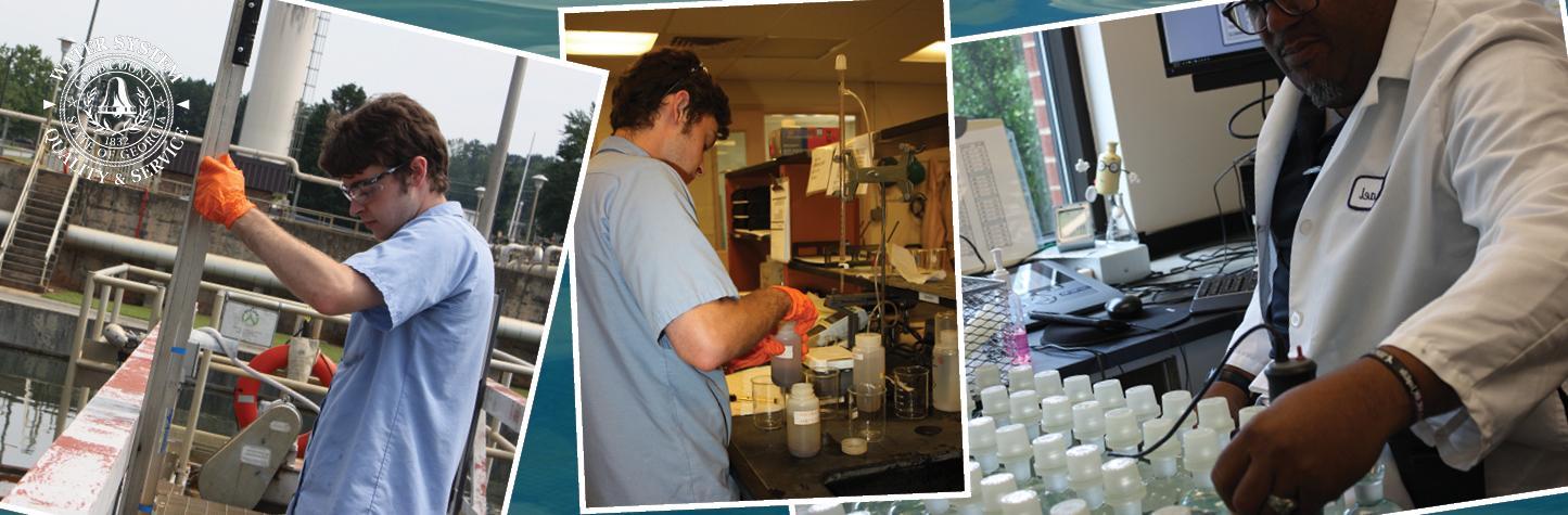 WRF plant & lab