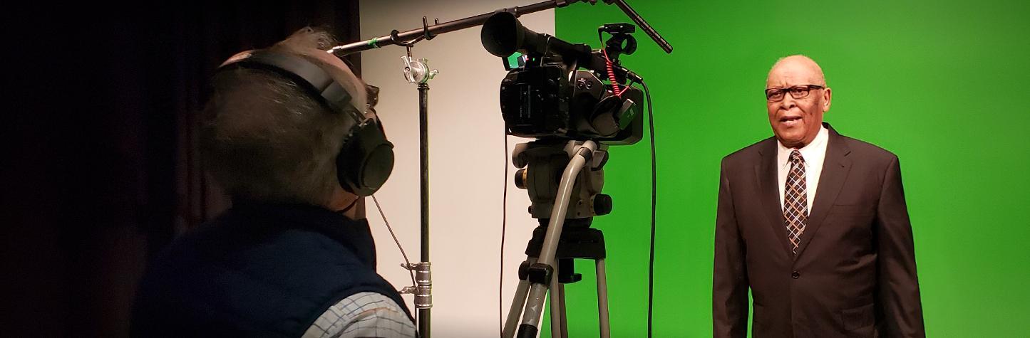CobbTV Studio Camera Recording