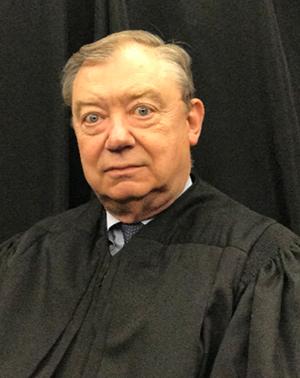 Senior Judge George H Kreeger