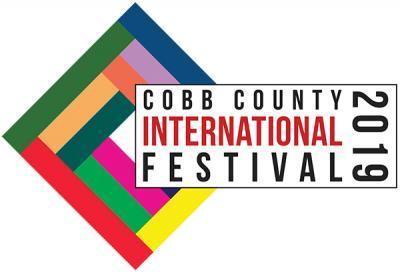 Cobb International Festival Logo