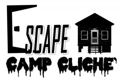 Escape Camp Cliche logo