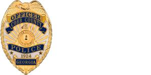 Cobb Police Badge