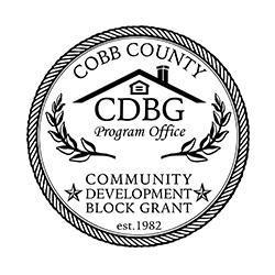 picture of cobb cdbg's logo