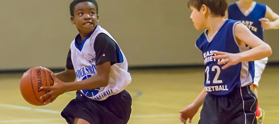 Recreation Center Basketball