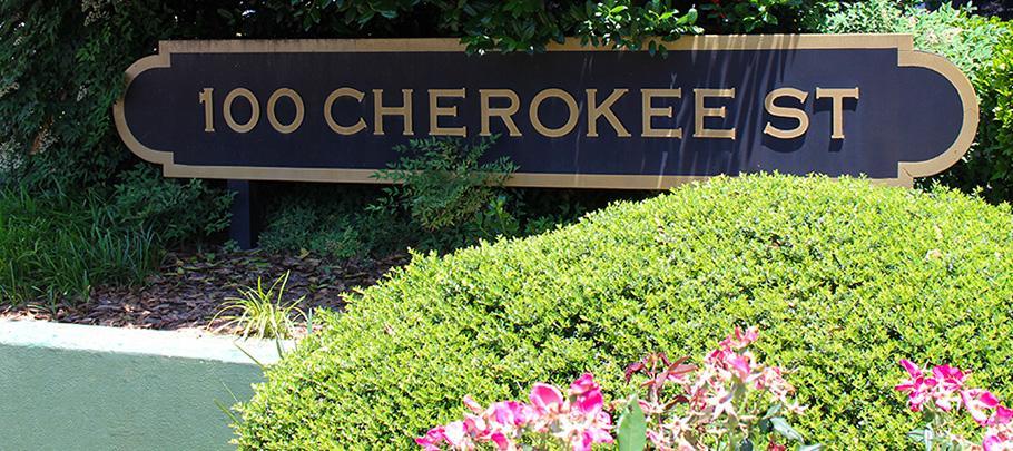 100 Cherokee Street