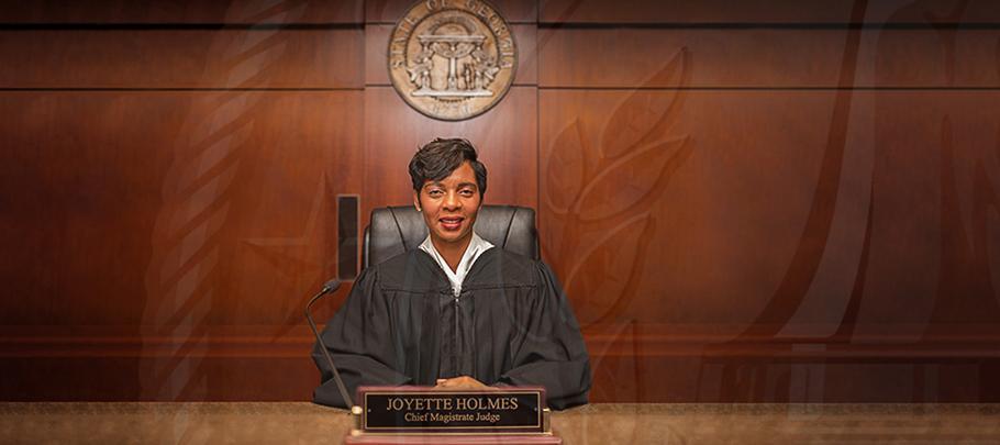 Judge Joyette M. Holmes